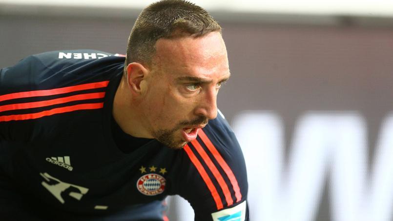 Un supporteur condamné pour avoir traité Franck Ribéry d'«islamiste»