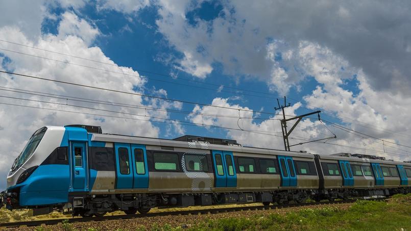 Deux «Xtrapolis Mega» circulent déjà sur le réseau sud-africain.