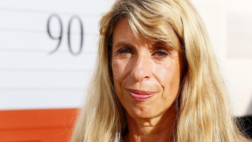 Sophie Dessus à La Rochelle, le 25 août 2012.