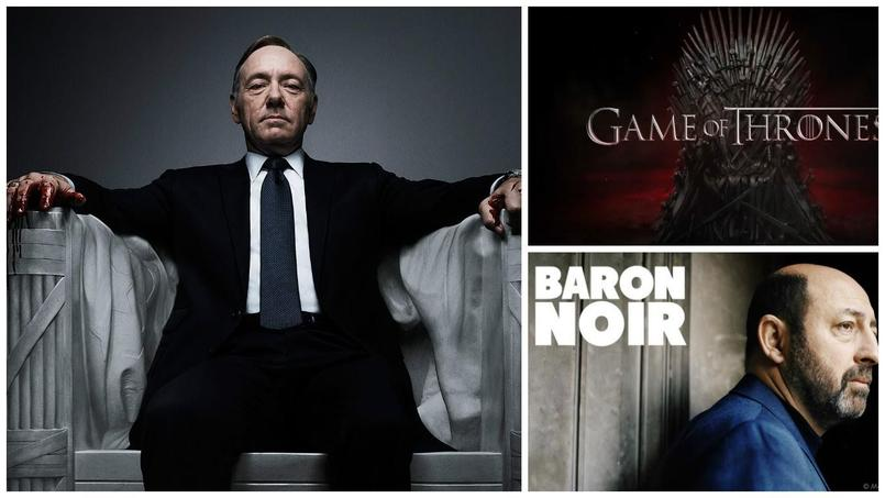 Game of Thrones, House of cards, Baron noir : petite leçon de géopolitique fiction