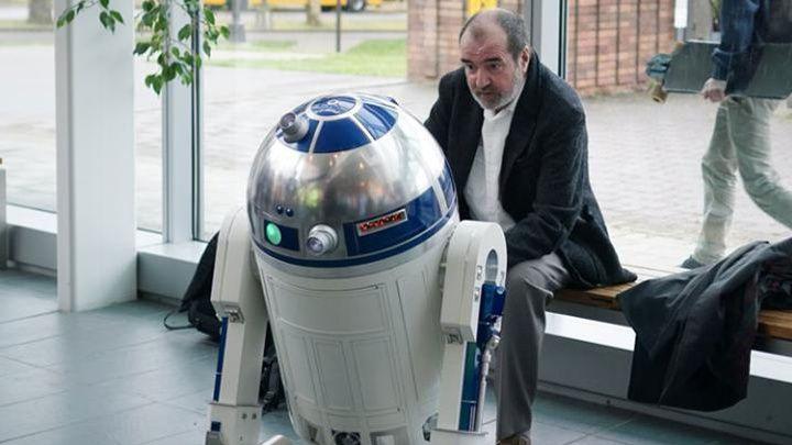 Tony Dyson a été l'un des principaux créateurs du robot R2-D2.