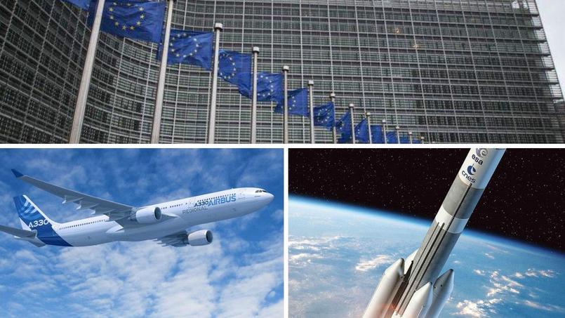 Le scandale européen passé inaperçu : comment la Commission étouffe Airbus et Ariane