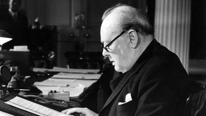 le 5 mars 1946 churchill s exclame 171 un rideau de fer s est abattu 187