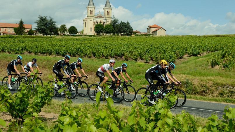 Le patron du Tour de France tente de déminer la guerre du vin chilien