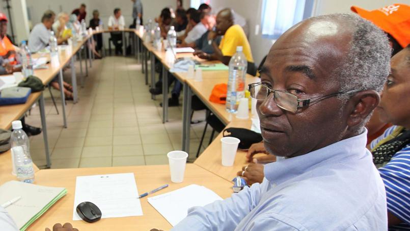 Le député de Mayotte, Saïd Boinali.