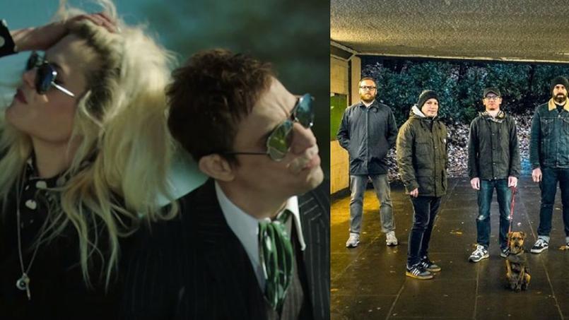 The Kills présentera Ash & Ice le 3 juin et Mogwai revient avec un nouvel album, bande-son retravaillée de son travail pour un documentaire.