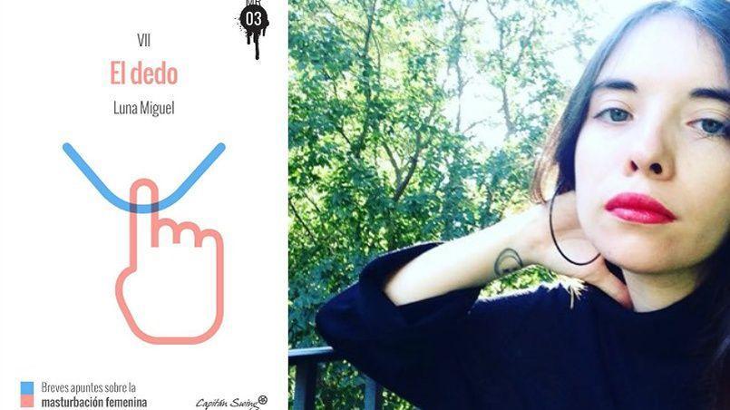 Le compte de Luna Miguel a été supprimé de Facebook pour avoir publié une image «dangereuse».