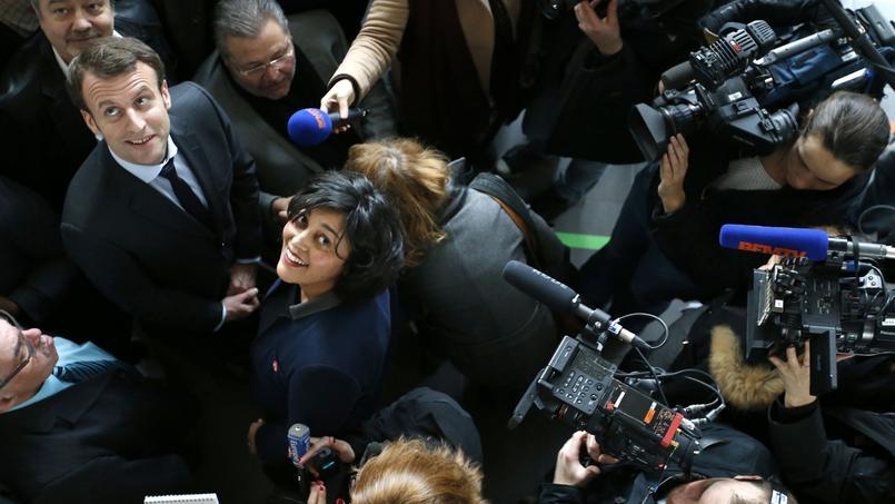 En quelques mois, Myriam El Khomri s'est imposée dans l'univers médiatique.