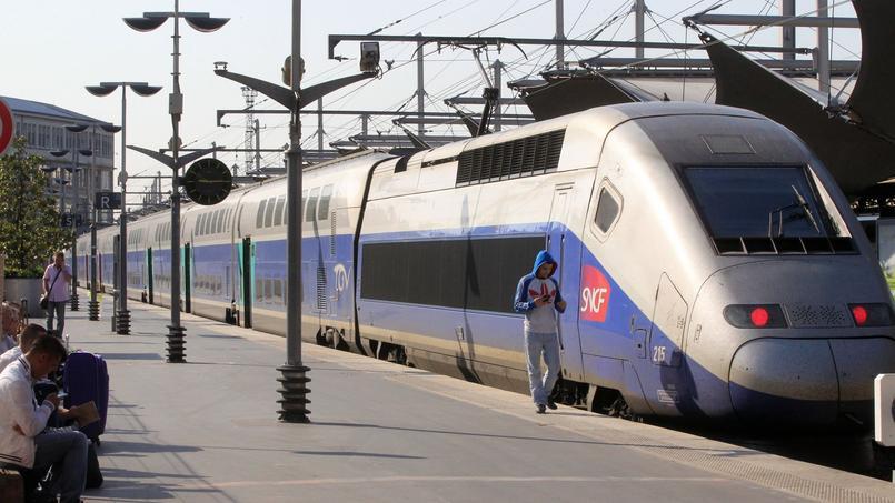 Un TGV sur deux ou trois circulera selon les lignes.