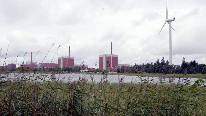 EPR finlandais d'Olkiluoto (Finlande)