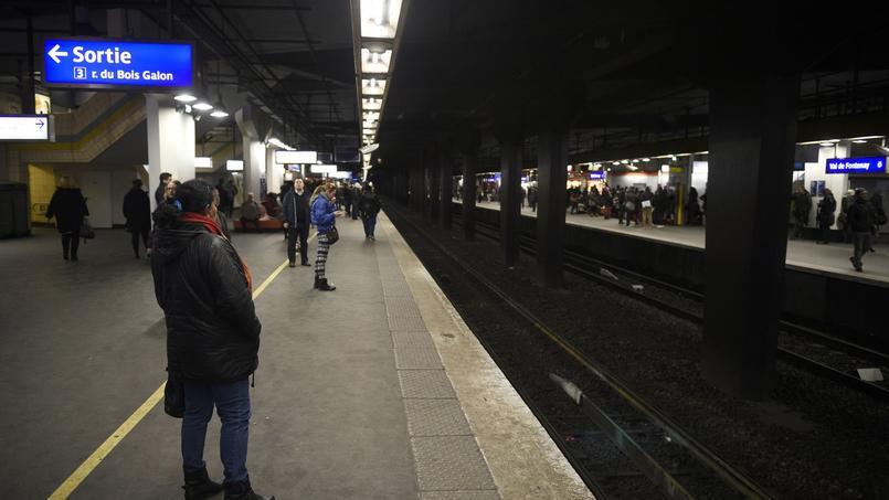 Ce mercredi 9 mars, le trafic sera «très fortement perturbé» sur des lignes de train et de RER.