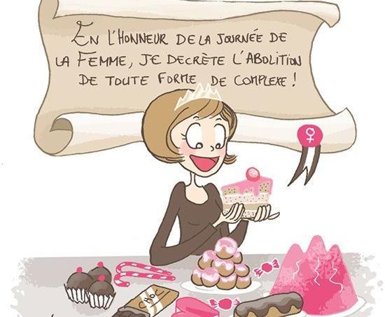 Les caricaturistes partagent chaque année sur les réseaux sociaux de nombreux dessins humoristiques pour célébrer la journée du 8 mars.