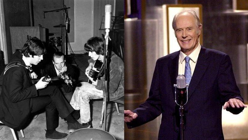 Ringo Starr, Roger Moore, David Cameron... tous ont rendu un vibrant hommage à George Martin, le célèbre producteur des Beatles, disparu ce mercredi 9 mars.