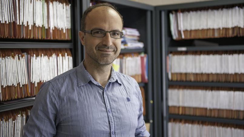 James Faricelli, fondateur d'Alyl Sécurité.