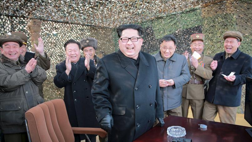 Kim Jong-un a succédé à son père, Kim Jong-il, en 2011.