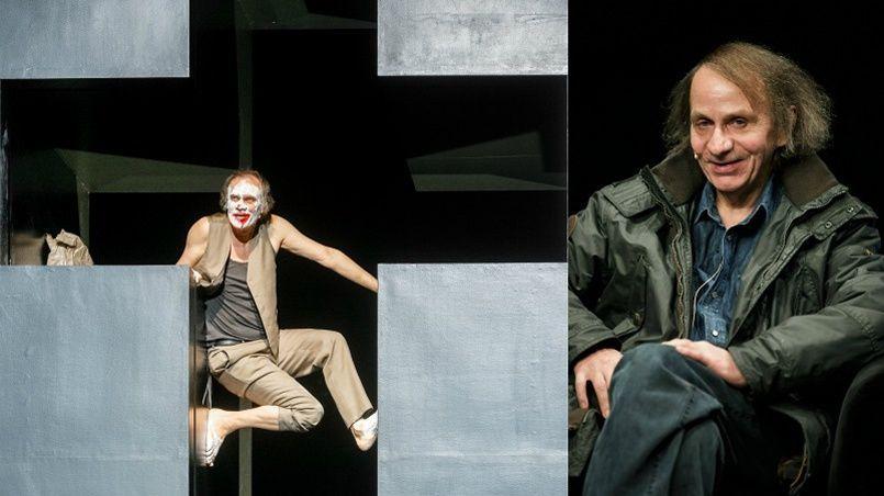 L'adaptation théâtrale de Soumission remporte un vif succès en Allemagne.
