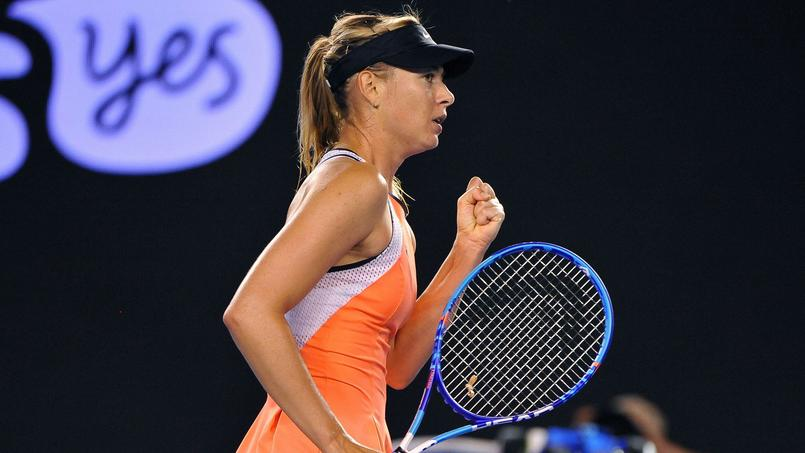 Grâce à l'affaire de dopage, Maria Sharapova prolonge un contrat