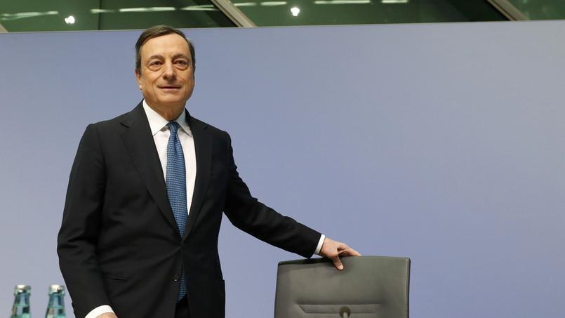 Mario Draghi ouvre les vannes mais déçoit les marchés
