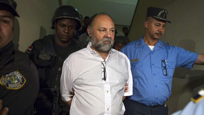 Christophe Naudin encourt 10 à 15 ans de prison pour association de malfaiteurs et trafic de migrants.