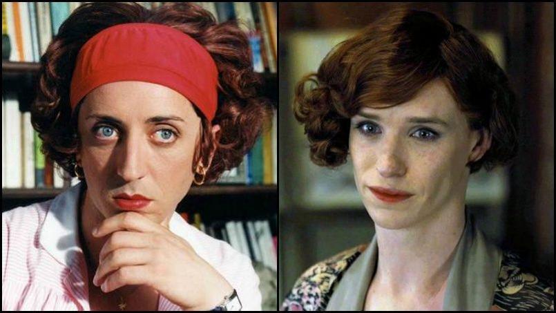 Gad Elmaleh incarne avec sensualité «Chouchou» tandis qu'Eddie Redmayne se hisse dans la peau fragile de Lili dans «The Danish Girl».
