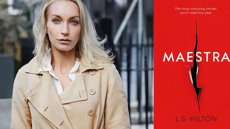 Maestra va-t-il détrôner  50 Nuances de Grey? C'est la question que tout le monde se pose à l'heure de la sortie de ce thriller érotique écrit par la britannique Lisa Hilton.