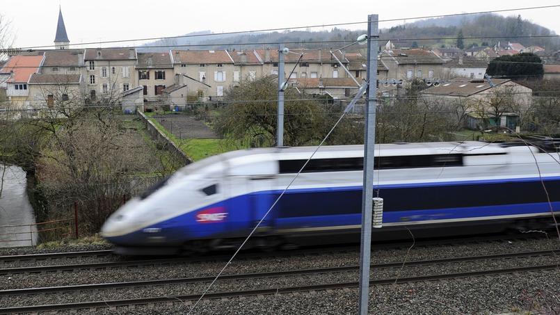 Après deux années d'érosion, le TGV a renoué avec une croissance de son chiffre d'affaires, à 0,5%.
