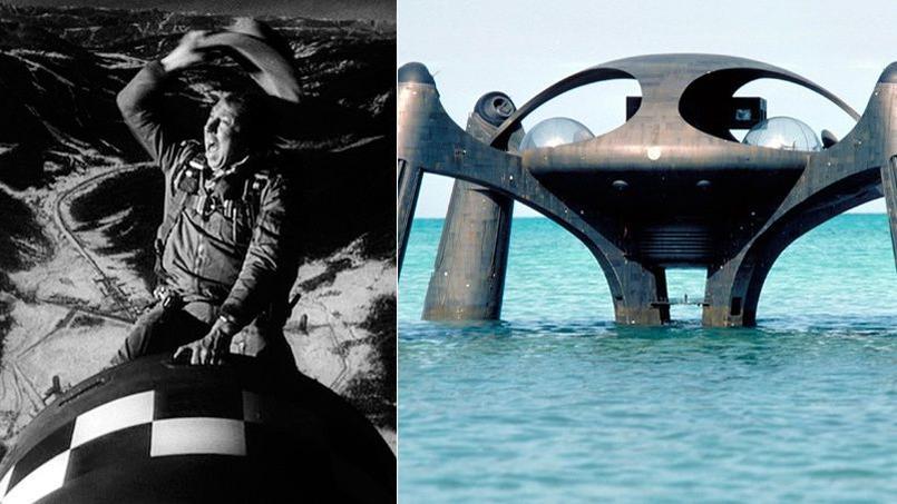 Le britannique Ken Adam, le chef-décorateur de Stanley Kubrick et des premiers James Bond, est mort , le 10 mars 2016, à 95 ans.