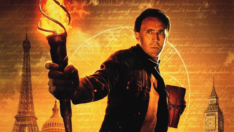 Nicolas Cage se rendrait depuis la mystérieuse Île de Pâques jusqu'à la mythique cité d'Atlantide engloutie sous la mer où se trouverait une étrange source d'énergie.