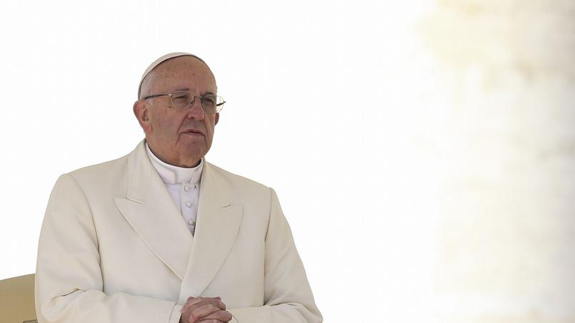 Le pape François, au Vatican, début mars 2016.