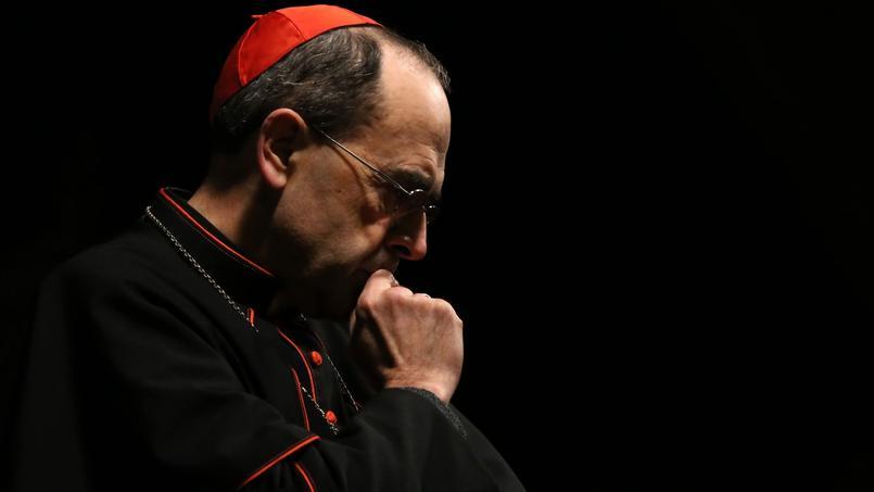 Le cardinal Barbarin, en décembre 2014.