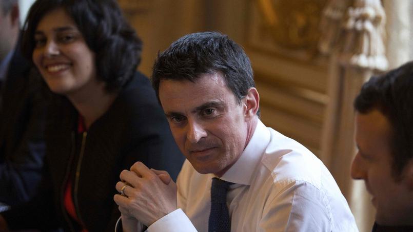 Les syndicats et le patronat sont attendus par Manuel Valls en début d'après-midi.