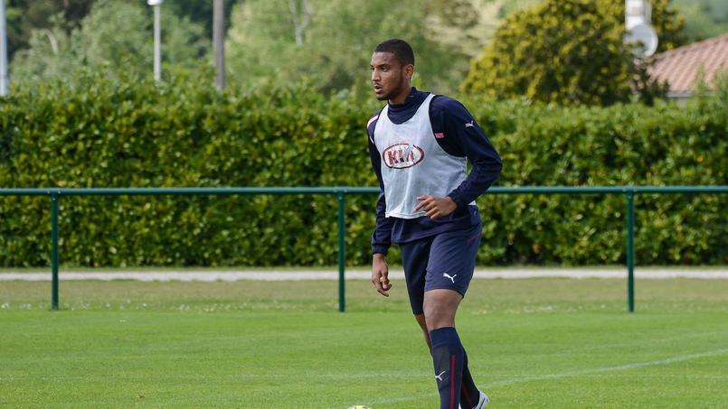 Waly Diouf testé en 2015 par les Girondins de Bordeaux. Crédits: Girondins de Bordeaux