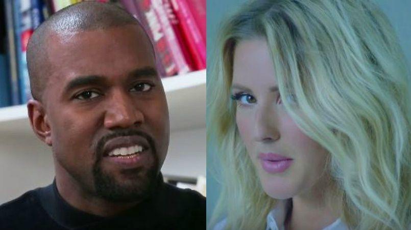 Kanye West et Ellie Goulding s'unissent contre la pauvreté.