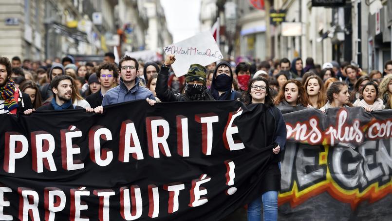 En France, 70% des embauches sont des CDD... de moins d'un mois