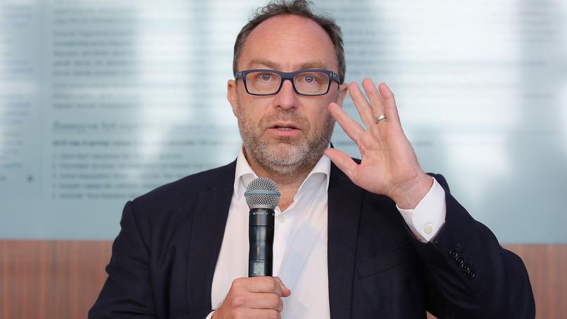 Jimmy Wales, cofondateur de Wikipédia - Crédits photo: Jemal Countess / GETTY IMAGES NORTH AMERICA / AFP