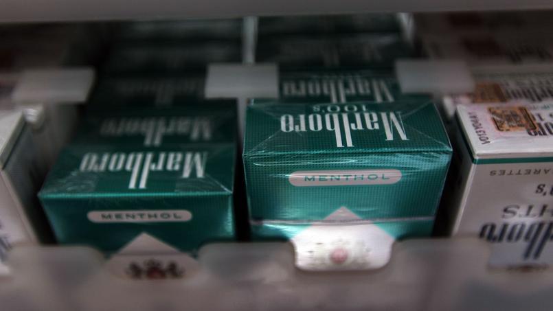 Lucky Strike presse Touraine d'interdire les cigarettes mentholées sans délai