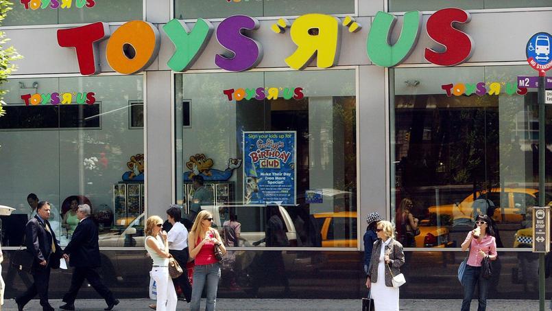 Le nouveau PDG de Toy'R'Us Canada est âgé de 12 ans. Crédits photo: MARIO TAMA / Getty Images North America / AFP