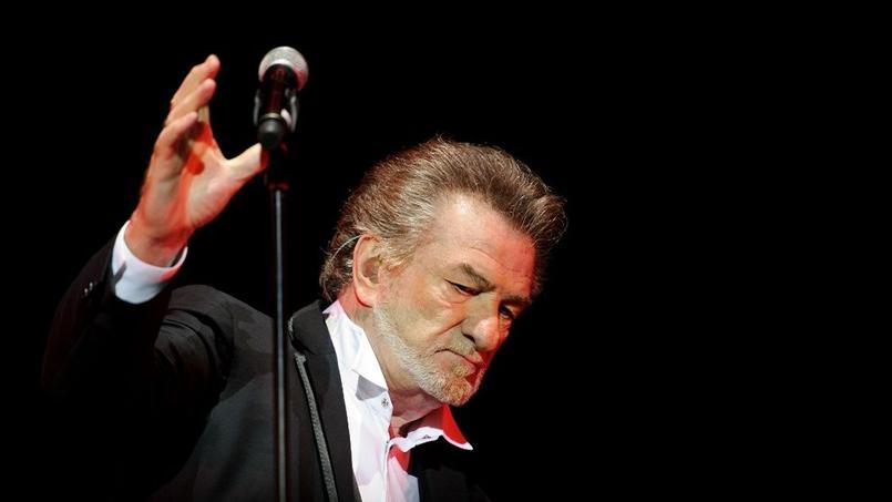 Eddy Mitchell, âgé aujourd'hui de 73 ans, est de retour pour une série de concerts, du 15 mars au 3 avril, au Palais des sports de Paris.