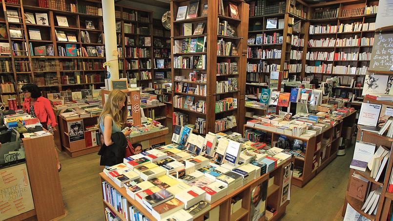 Delamain, véritable monument historique, serait la plus ancienne librairie de Paris.