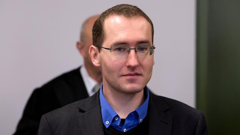 Markus Reichel au dernier jour de son procès, le 17 mars.