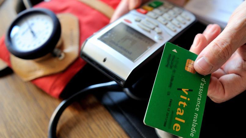 L'ensemble des salariés ont eu recours à l'arrêt maladie. Crédits photo: PHILIPPE HUGUEN / AFP