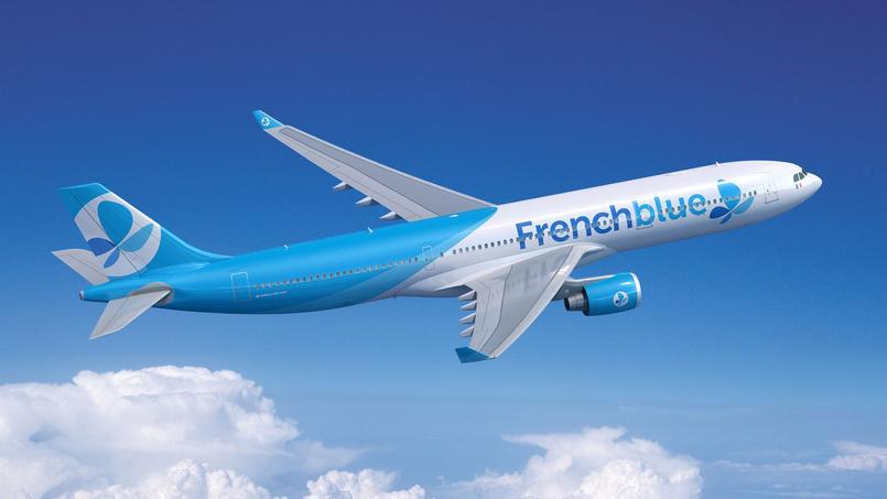 French Blue, la première low cost long courrier française