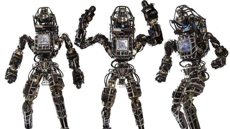 Google abandonne les robots «terrifiants» de Boston Dynamics