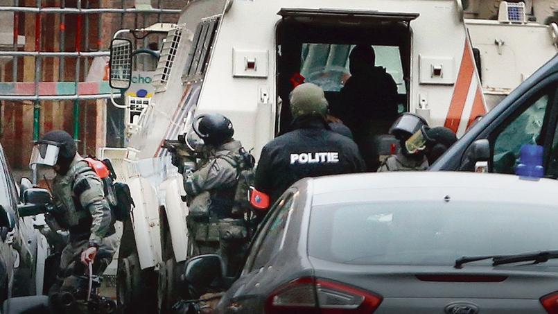 L'assaut des unités spéciales belges à permis l'arrestation de Salah Abdeslam.