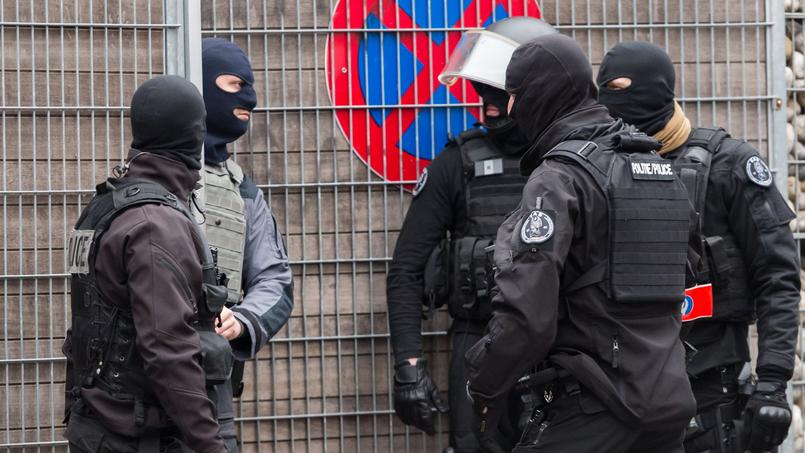 Une opération antiterroriste d'envergure a permis l'arrestation de Salah Abdeslam.