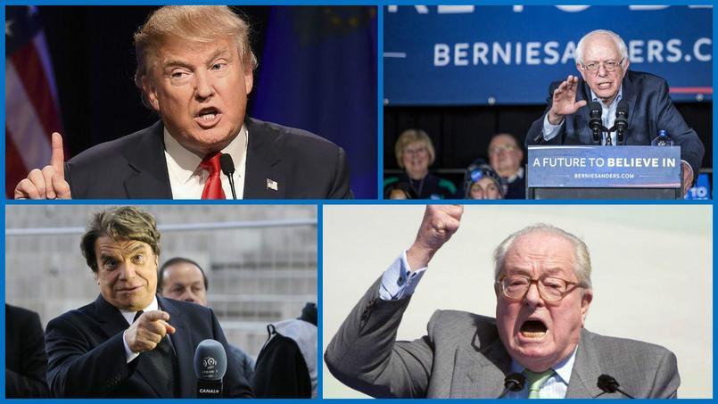 Jean-Michel Quatrepoint : «Trump et Sanders, la revanche de l'Amérique sur Wall Street»