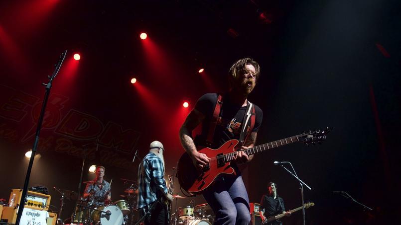 Les Eagles of Death Metal se produiront en août prochain, lors du festival francilien.