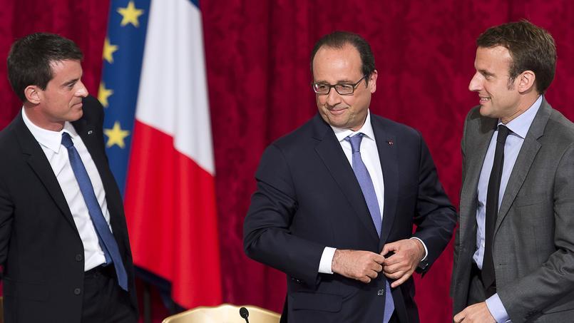 87% des Français jugent la politique économique du gouvernement «mauvaise». Crédits photo: LIONEL BONAVENTURE / AFP