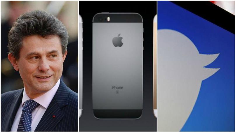 Henri de Castries quitte Axa, Apple lance son nouvel iPhone, Twitter a 10 ans : le récap éco du jour