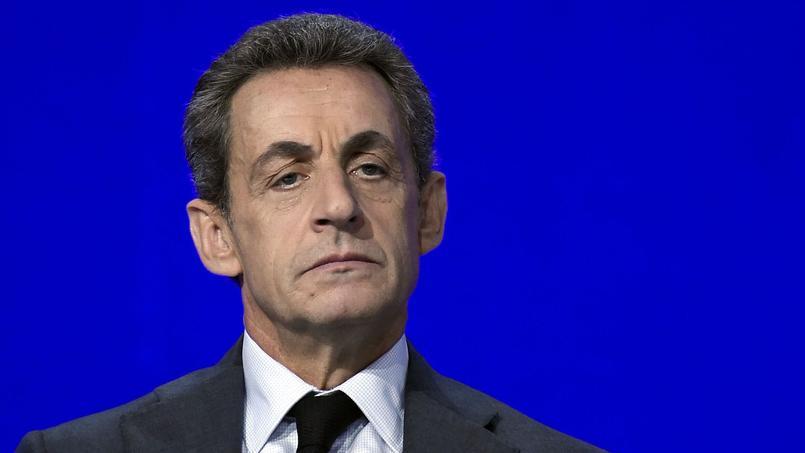 Nicolas Sarkozy, en février dernier.